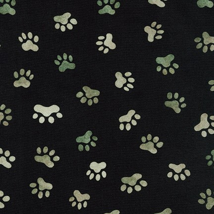 Whiskers & Tails fabric