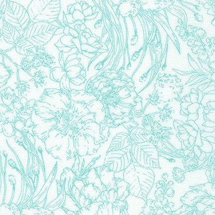Wishwell: Nature's Notebook fabric