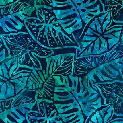 Artisan Batiks: Totally Tropical fabric
