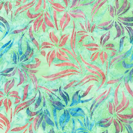 Artisan Batiks: Hummingbird Lane fabric