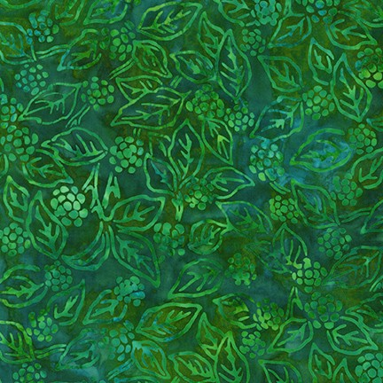 Artisan Batiks: Forest Glen fabric