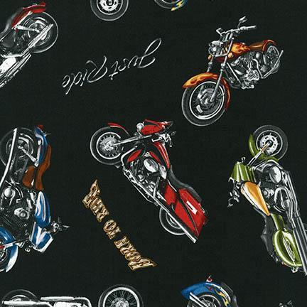 Robert Kaufman Fabrics Ato 14608 2 Black By Antonio