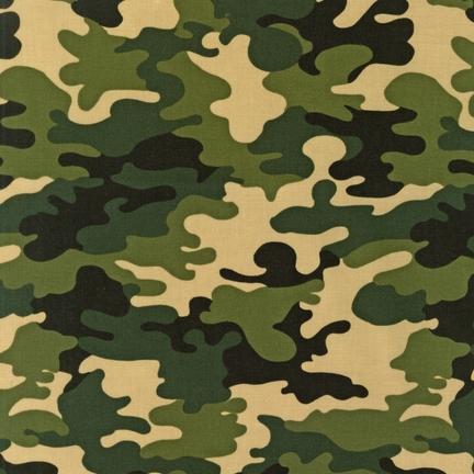 Robert Kaufman Fabrics Evk 6165 48 Jungle From Patriots