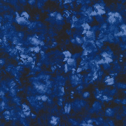 Shibori Blues fabric
