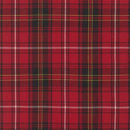 House of Wales Plaids fabric