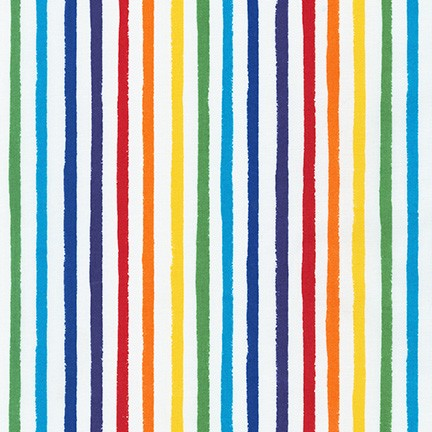 Dot and Stripe Delights fabric