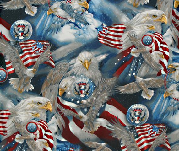 Robert Kaufman Fabrics Abk 12484 202 Americana By Jody Bergsma From Patriots