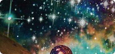 Night Sky Robert Kaufman Fabric CELESTIAL by Adrian Chesterman from Stargazers Digital