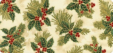 Pattern Holiday Flourish 12