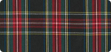 Pattern House of Wales Plaids