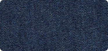 Pattern Indigo Denim 6.5 Oz
