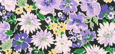 Pattern Sevenberry: Flora