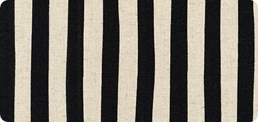Pattern Sevenberry: Canvas Natural Stripes