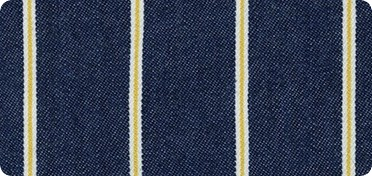 Pattern Cotton Tencel Denim Stripe 5.8 oz. Washed