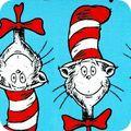 Fabric Dr. Seuss Enterprises