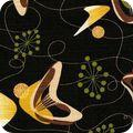 Boomerang Beat :  novelty fabric mid-century robert kaufman