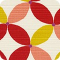 Fabric Mid-Century Retro