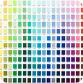 Kona® Printed Color Chart