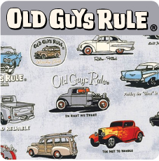 Pattern Old Guys Rule®