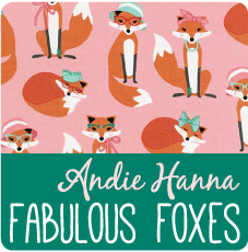 Pattern Fabulous Foxes