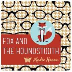 Pattern Fox and The Houndstooth