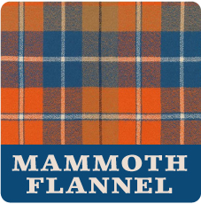 Pattern Mammoth Flannel