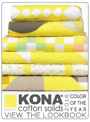 Kona® Cotton 30th Lookbook
