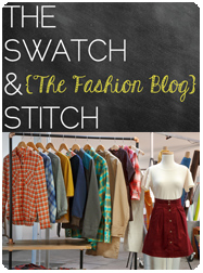 Swatch and Stitch Blog