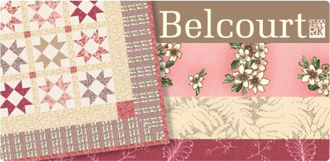 Belcourt: Cotton Quilting Fabric