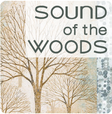 Sound of the Woods 2: Cotton Quilting Fabric