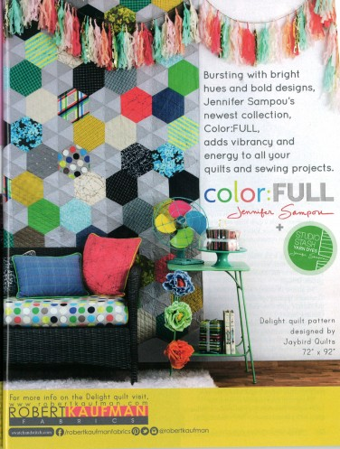 Robert Kaufman Fabrics: Media | Color:Full (full page)