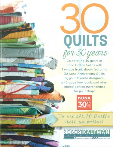 30 Quilts for 30 Years (full page)