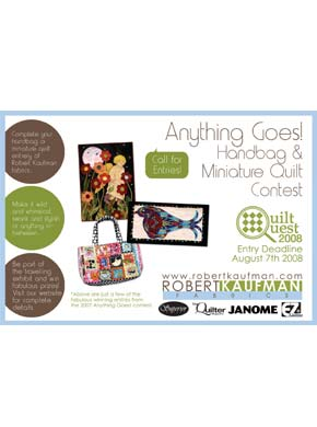 Quilt Quest - Anything Goes