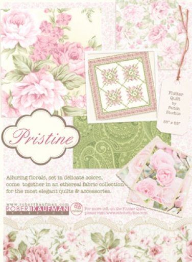 Robert Kaufman Fabrics: Media | Pristine