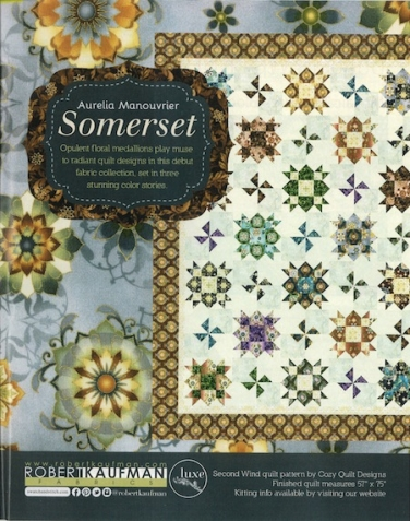 Somerset by Aurelia Manouvrier