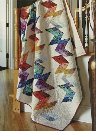 Flight Plan quilt