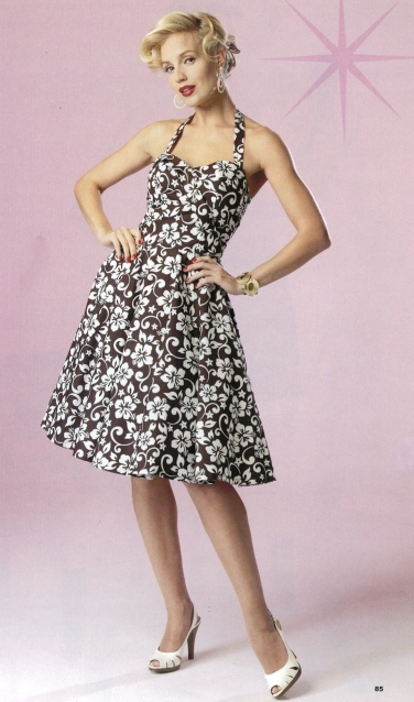 Glamour Girls (Butterick 6019)
