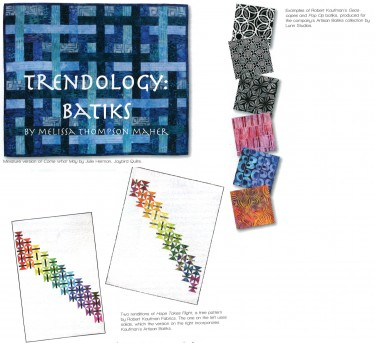 Artisan Batiks feature