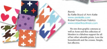 Ann Kelle Remix Feature