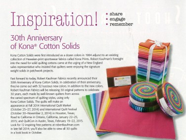 Inspiration! Kona Feature