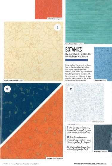 Botanics by Carolyn Friedlander feature