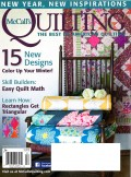 More about McCall's Quilting
