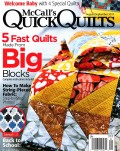 More about McCall's Quick Quilts
