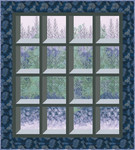 Pattern Tranquil Views: Periwinkle