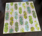 Pattern Leafy: Leafy Small Quilt