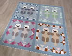 Pattern North Stars: Otter Quilt