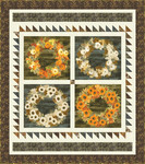 Fabric Autumn Wreaths