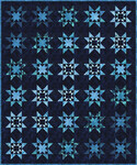 Pattern Royal Stars