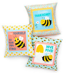 Fabric The Bees Knees Pillows