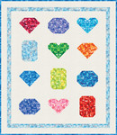 Fabric Birthstones